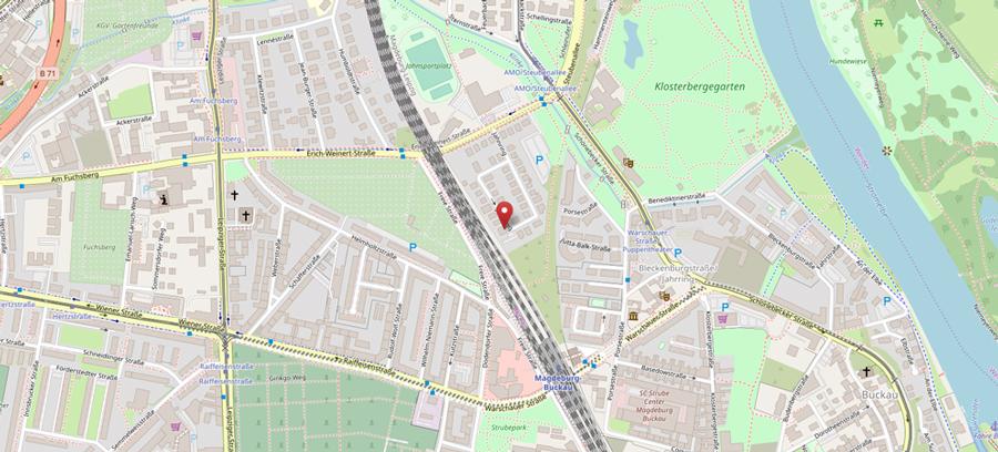 Jetzt Google Maps-Karte öffnen!