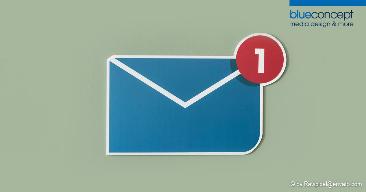 Symbolbild: Zu Mail-Einstellung